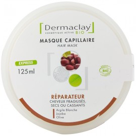 Masque Capillaire Réparateur 125 ml - Cheveux fragilisés, secs ou cassants
