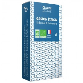 Gaston Étalon Bio - Endurance et Performance