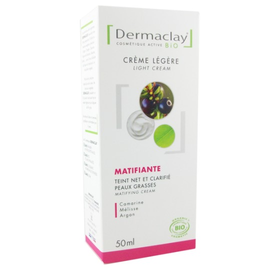 Crème Matifiante Anti Imperfections