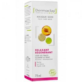 Masque Relaxant Visage 75ml - Lisse les Traits