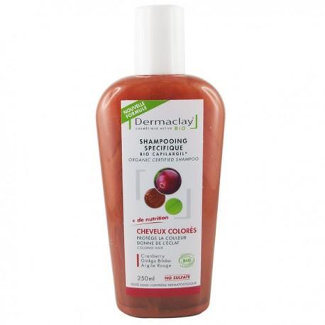 Shampoing à l'Argile - Cheveux Colorés ou Décolorés