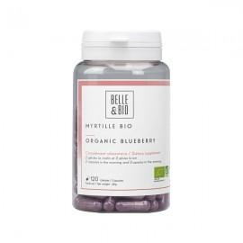 Myrtille Bio 120 gélules - Protection de l'œil