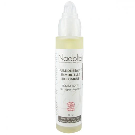 Huile d'Immortelle Bio (Hélichryse) 50 ml - Régénérante et Anti-rougeurs*