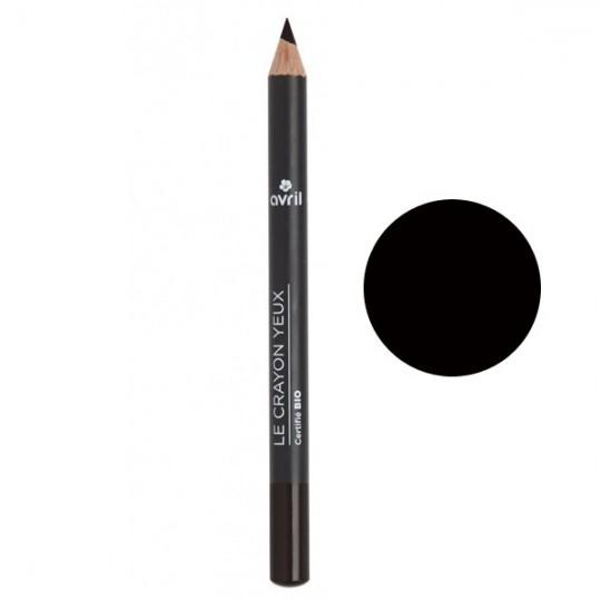 Crayon pour les yeux bio - Noir Charbon