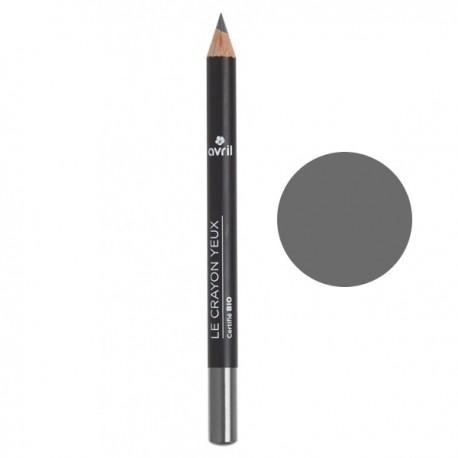 Crayon pour les yeux Bio - Gris Ardoise
