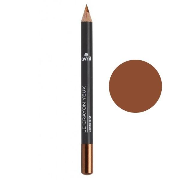 crayon yeux couleur intense bronze cuivr certifi bio. Black Bedroom Furniture Sets. Home Design Ideas