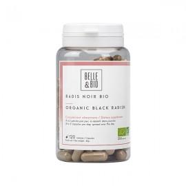 Radis Noir Bio 120 gélules - Bien-être du foie