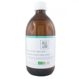 Jus d'Aloé Vera Bio 500 ml - 99.5% Aloe Vera
