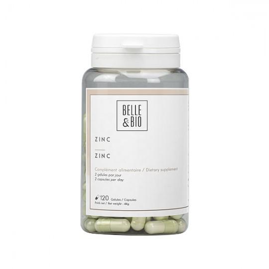 Gélules Zinc - Peau grasse et imperfections (Boutons, acné...)