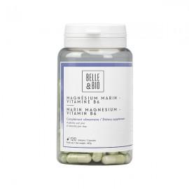 Magnésium Marin et Vitamine B6 120 Gélules - Stress et Fatigue