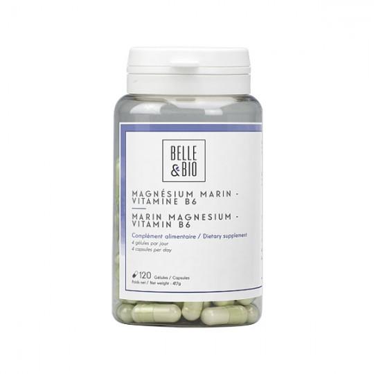 Magnésium B6 200 gélules- Stress & Fatigue