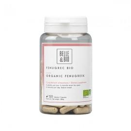 Fenugrec Bio 120 Gélules - (Trigonella foenum-graecum)