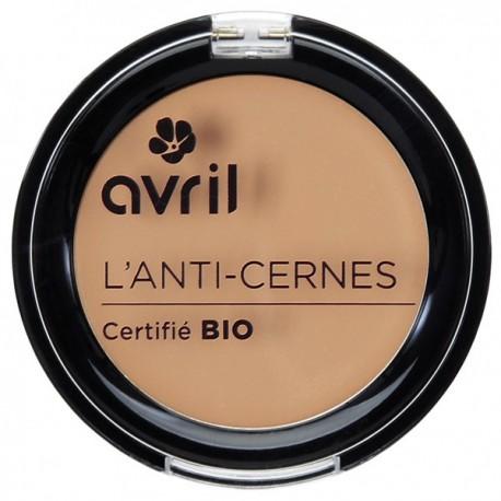 Anti Cernes - Doré -Correcteur cernes et rougeurs avril maquillage bio