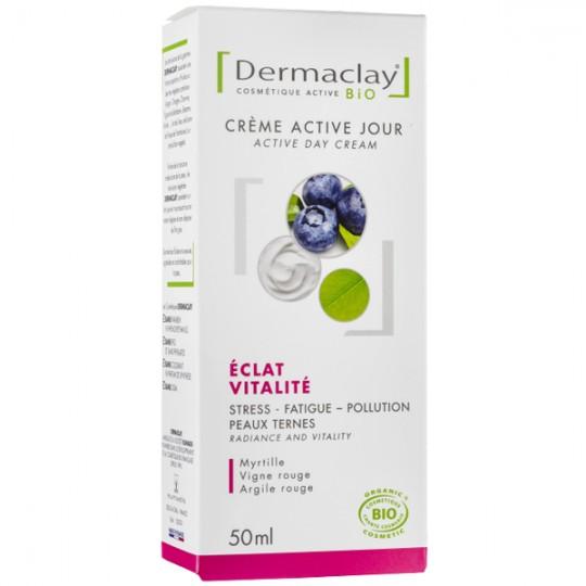 Crème de jour 50 ml - Éclat et Vitalité pour peaux ternes