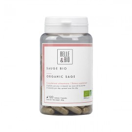 Sauge Bio 120 Gélules - Bien-être hormonal féminin