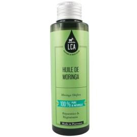 Huile de Moringa 100 ml - Réparatrice et Régénérante