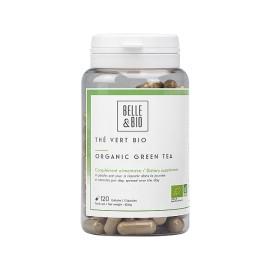 Thé Vert Bio 120 gélules  - Allié minceur