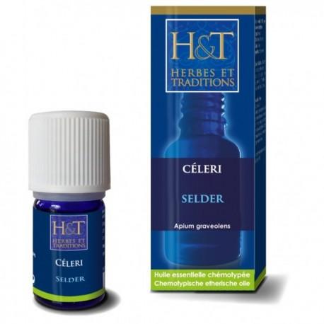 Huile essentielle de Céleri - Dépigmentante - Huile essentielle contre les taches brunes et pigmentaires