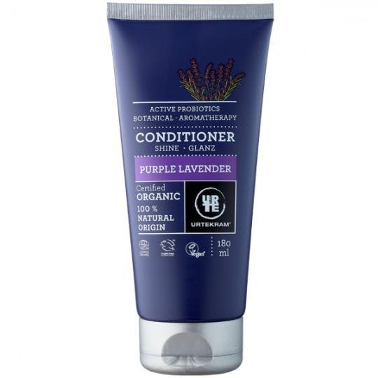 Après-shampoing à la Lavande Purple 180 ml - Urtekram -  Ferment lactobacillus
