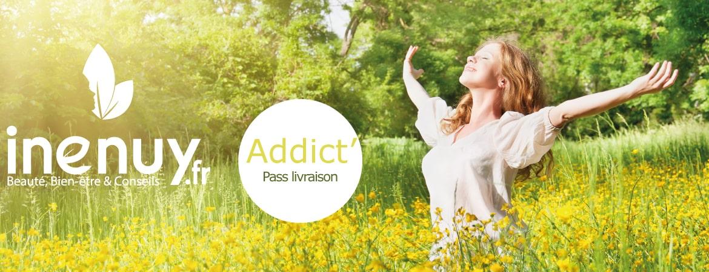 Inenuy Addict' - Pass Livraison