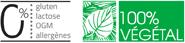 un produit 100% végétal est un produit naturel et respectueux
