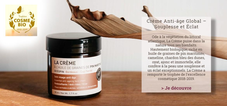 Crème Globale