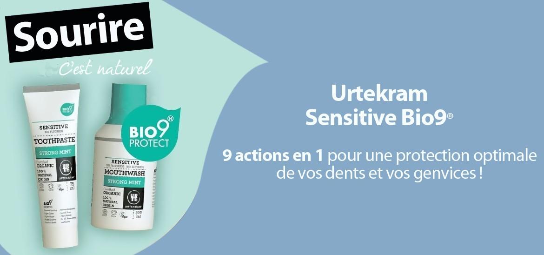 Sensitive 9